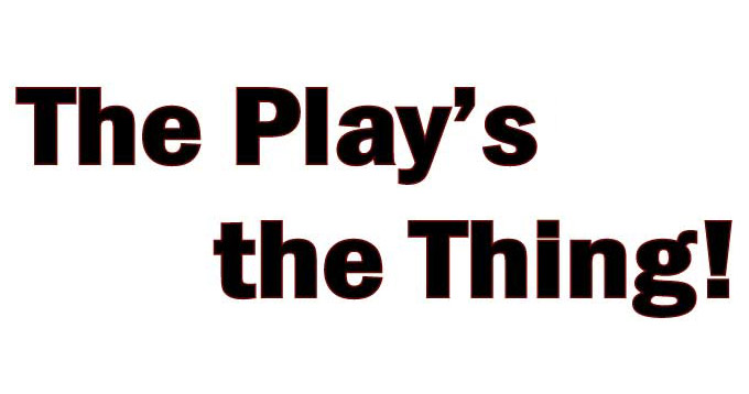 THE PLAY'S THE THING – DANCE FOR MUSICAL THEATRE