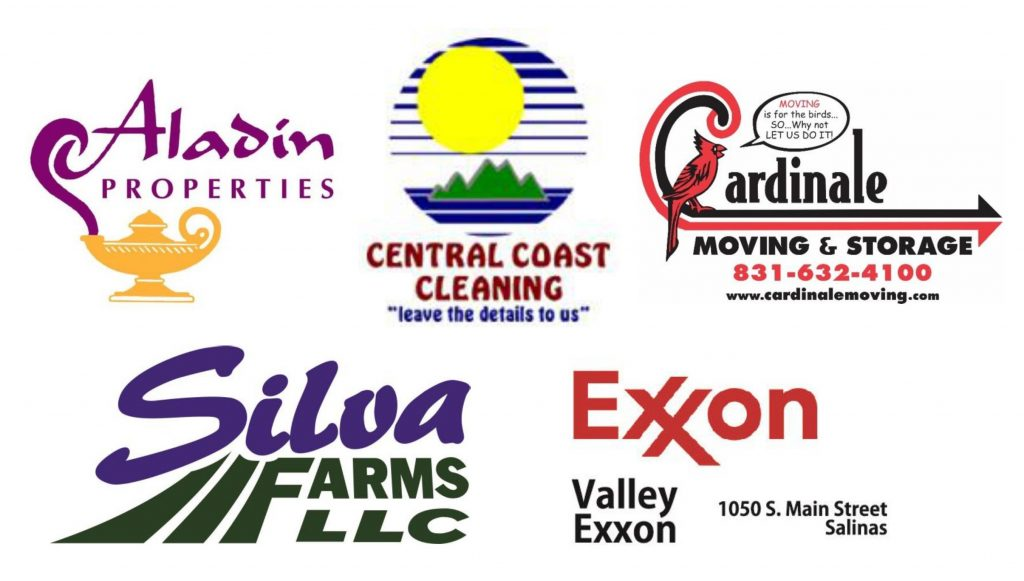 THANK YOU 2019 SEASON SPONSORS