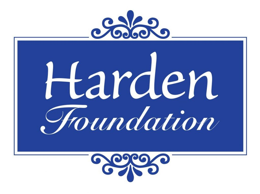 Generous Two-Year Grant from the Harden Foundation
