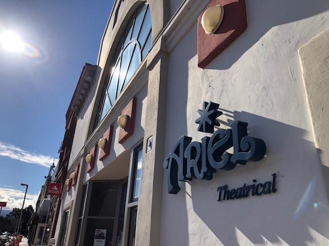 ARIEL Theatrical celebrates 20 years on Main Street – February 1, 2021